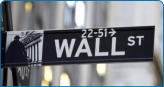 Equity Finance Image of Wall Street