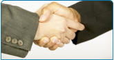 Business Sales image hand-shake